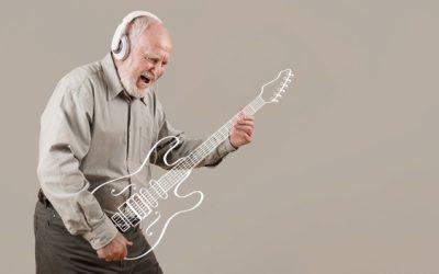 La música es felicidad y calidad de vida