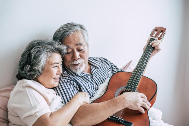 música mayores alegría 1 La música es felicidad y calidad de vida
