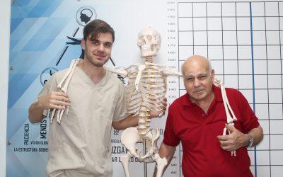 La osteopatía y las personas mayores