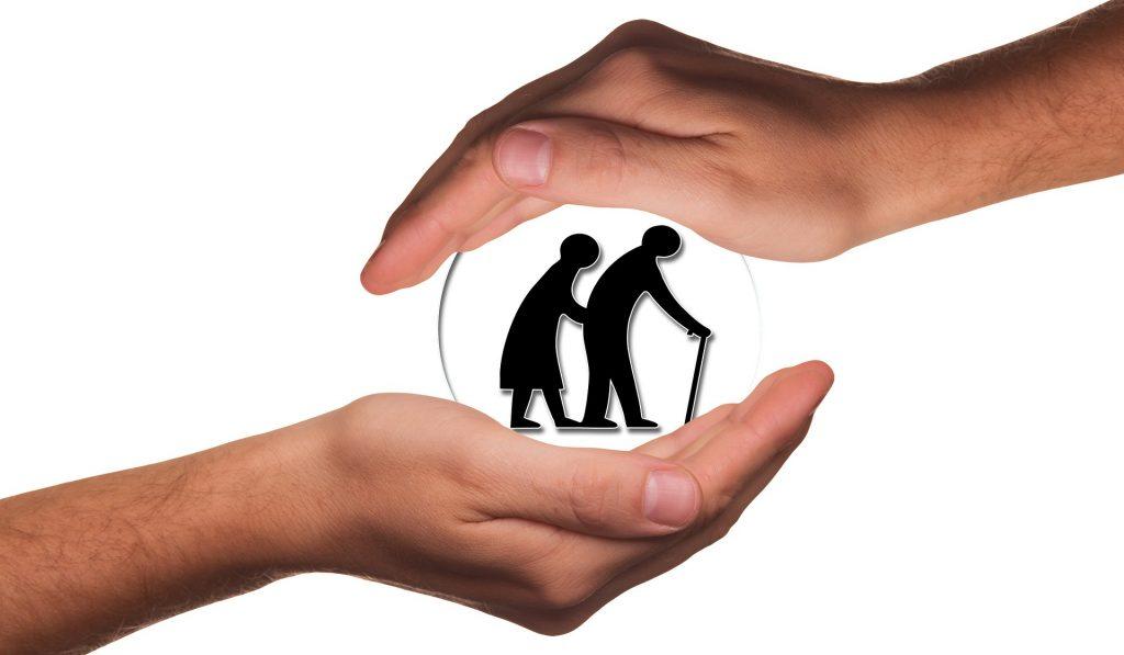 abuelos osteopatia La osteopatía y las personas mayores