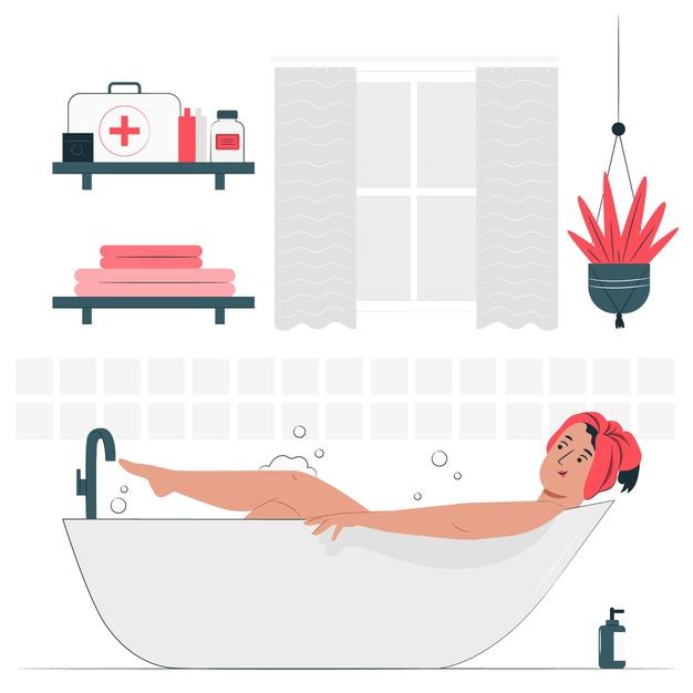 baño relajante felicidad 1 8 consejos para aumentar tu felicidad.