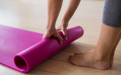 Retarda el evejecimiento con el método pilates