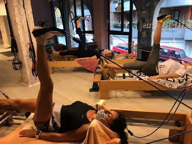 ejercicio pilates normalidad ¿Cómo volver a la rutina después del aislamiento?