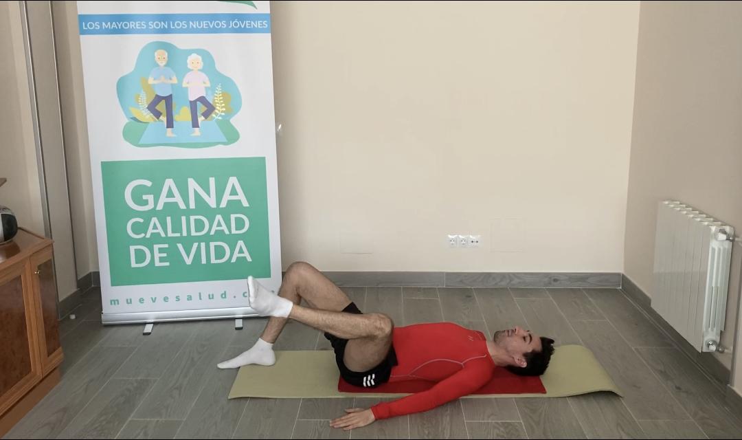 Ejercicios para mejorar la movilidad de la cadera