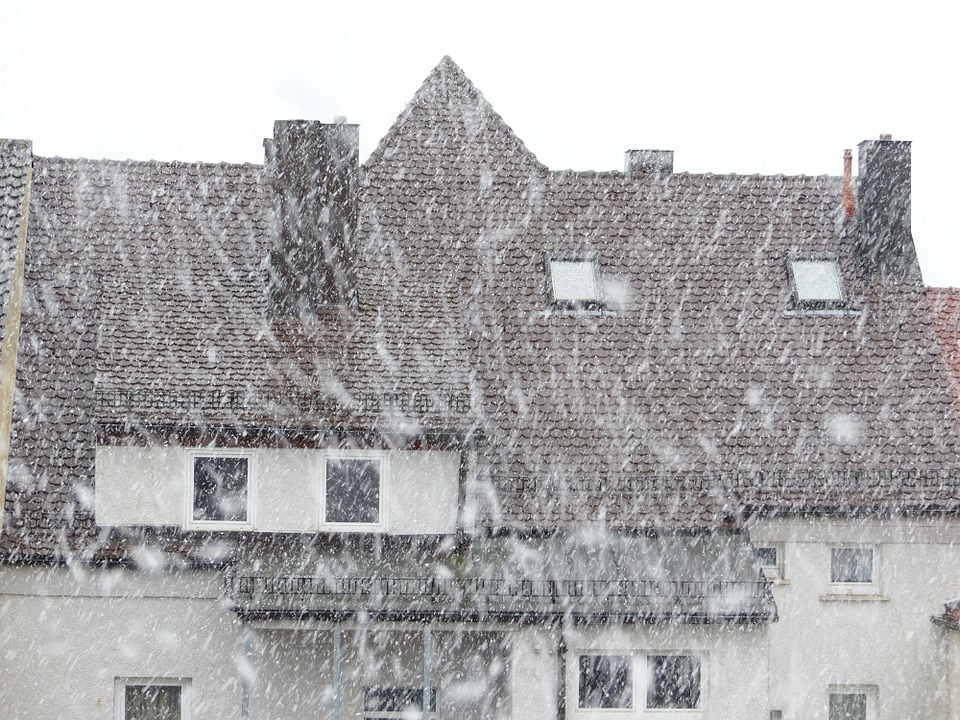 azotea caida nieve ¿Cómo afrontar el fenómeno Filomena?