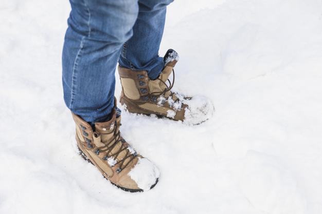botas nieve ¿Cómo afrontar el fenómeno Filomena?