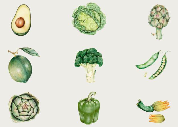 B0836595 0835 464B ADB2 0013F9B4194B ¿Qué importancia tienen los colores en las frutas y las verduras?