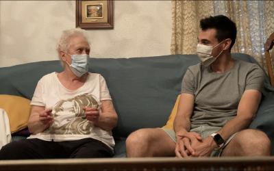 """""""Nueva joven"""" de 85 años. Consejos cotidianos."""